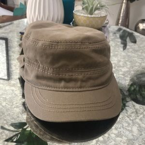 Army-like cap